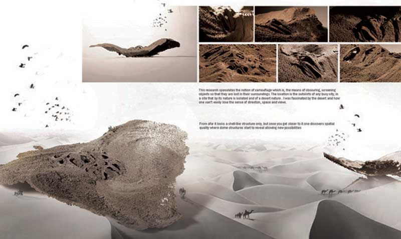 Synthetic landscapes
